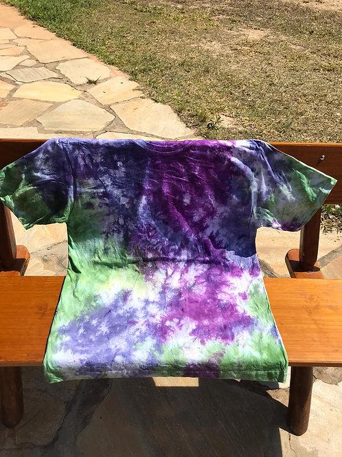 Camiseta Tie Dye Stardust