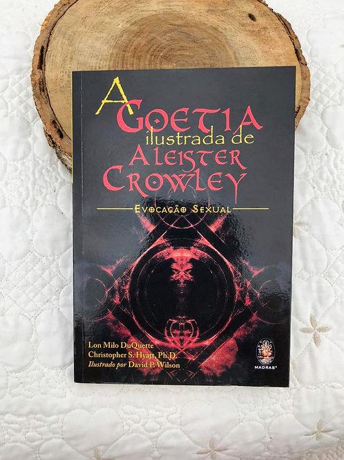 A Goetia Ilustrada de Aleister Crowley Evocação Sexual
