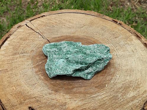 Fuchsita verde