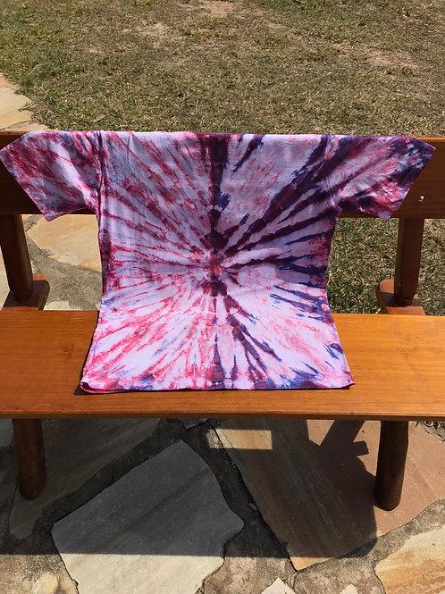Camiseta Tie Dye Phlox
