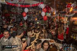 morgan bar cristmas party