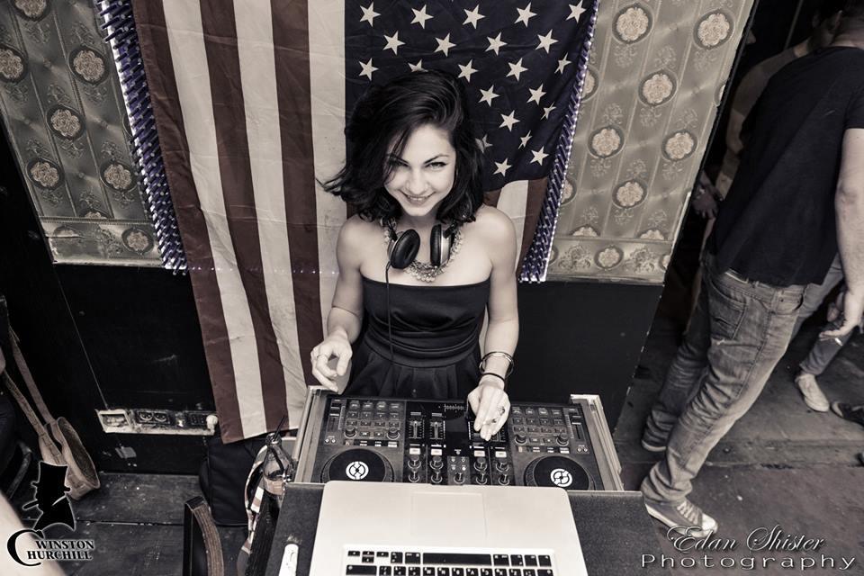 DJ Pitzi @ Tesla bar