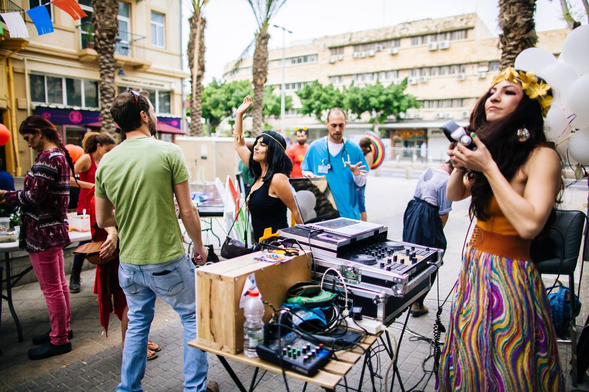 DJ Pitzi.Purim festival 2016.007