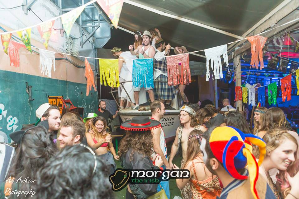morgan bar purim festival 2015