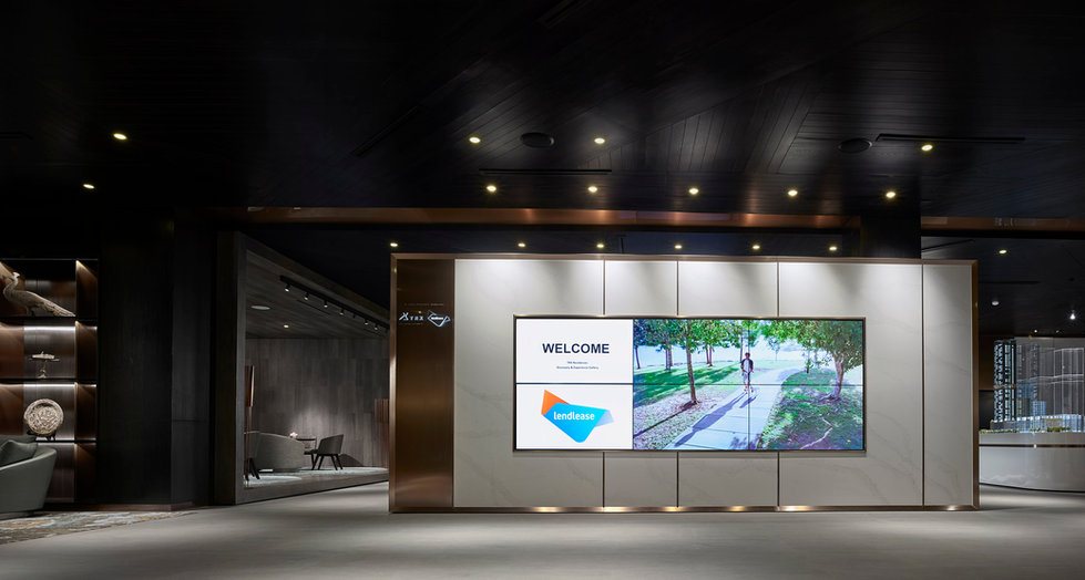 TRX Discovery & Experiential Gallery