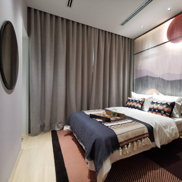 M Arisa Type C Bedroom