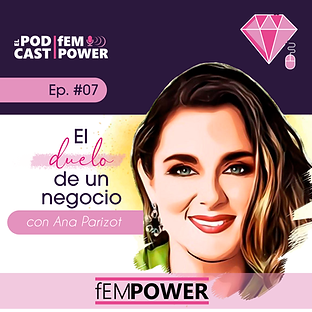Podcast fEMPOWER Episodio 7.png