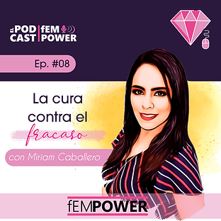 Podcast fEMPOWER Episodio 8.png