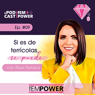 Podcast fEMPOWER Episodio 9.png
