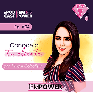 Podcast fEMPOWER Episodio 4.png