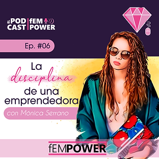 Podcast fEMPOWER Episodio 6.png