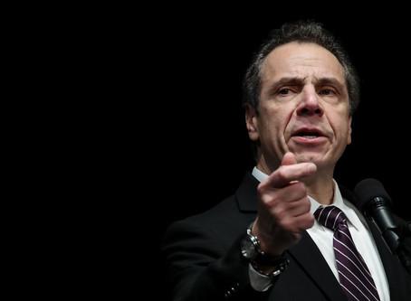 New York's governor just took another step toward marijuana legalization