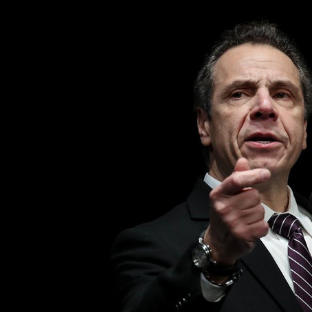New York's governor just took another step toward marijuana legalization