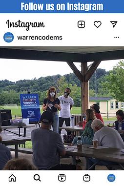 Follow @warrencodems on Instagram!