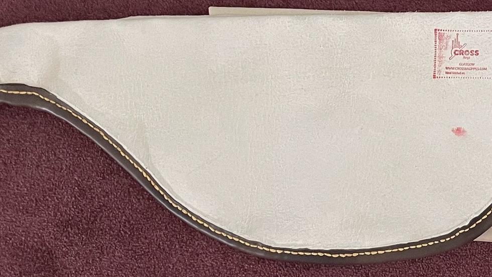 Standard Cut CROSS Sheepskin Bag