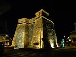 La Cala de Mijas, the old lighthouse
