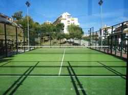 Paddle-tennis center La Cala Hills
