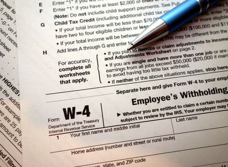 Save Money on Taxes: The W-4 Withholding Form Explained | Quest Education