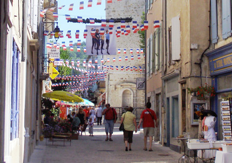 Pour mieux vivre à Dieulefit : un cœur de ville plus attractif