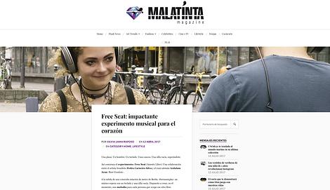 Malatinta Magazine (Spain)