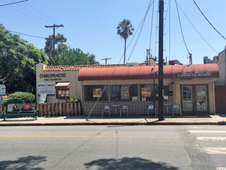 East Hollywood Retail