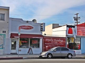 La Cienega Blvd. Retail