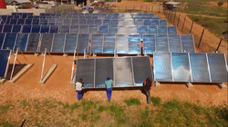 E3 Energy - Largest Solar Heating for In