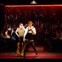 Cabaret at Ithaca College - Helga, Frauleine Kost u/s  Dir. Catherine Weidner