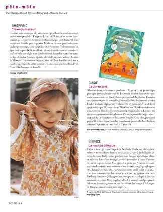 Grains de Sel Magazine Juin