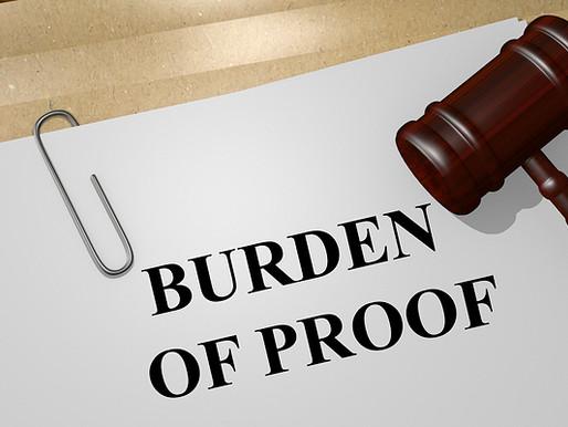 醫療訴訟中「舉證責任」之大補帖