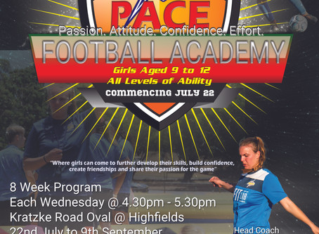PACE Football Academy