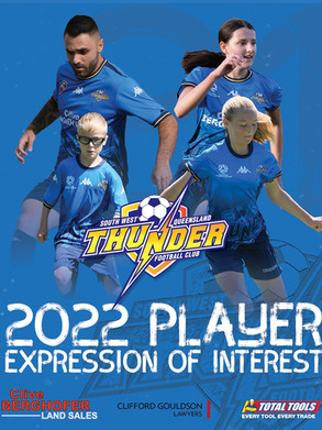 2022 Expressions of Interest - Challenge yourself