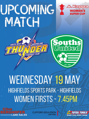 KAPPA Women's Super Cup Match