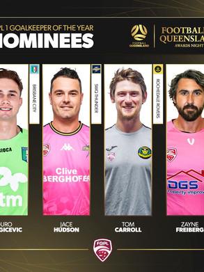 Football Queensland Award Nominations