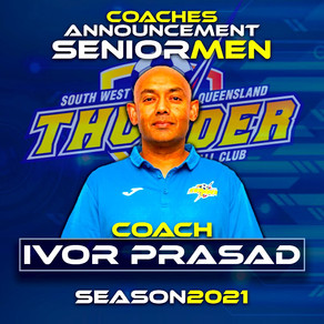 2021 Senior Men's Coaches Announced