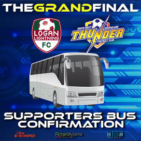 GRAND FINAL Supporters Bus Confirmed