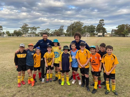 Great turnout at the Dalby Camp