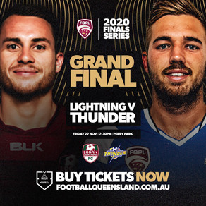 FQPL Grand Final teams are locked in!