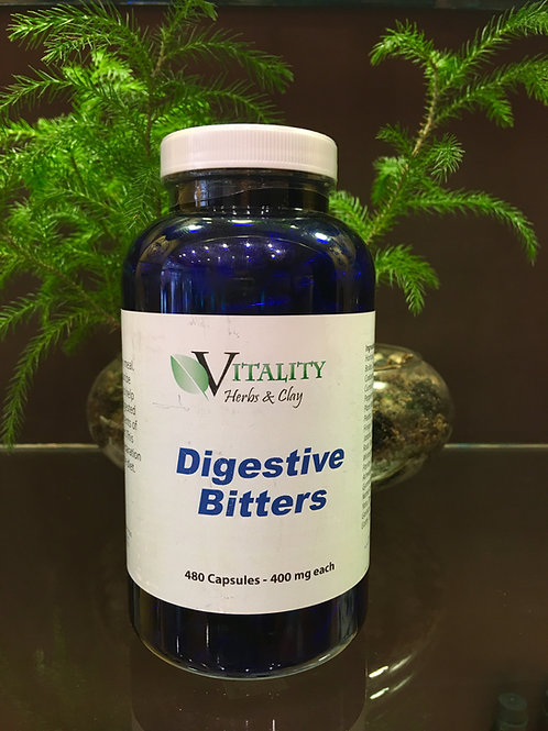 Vitality Digestive Bitters 480 Capsules