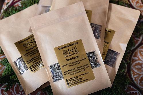 Handcrafted Herbal Tea