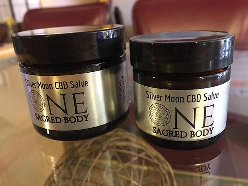One Sacred Body Silver Moon Salve