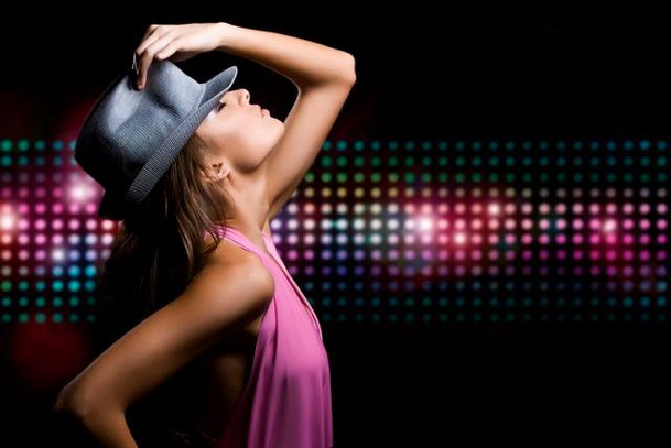 Latin Dance Night at the Santa Fe Oxygen Bar! Friday March 24: 7:45pm-11pm