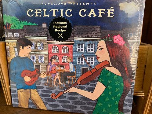 Celtic Cafe Music CD