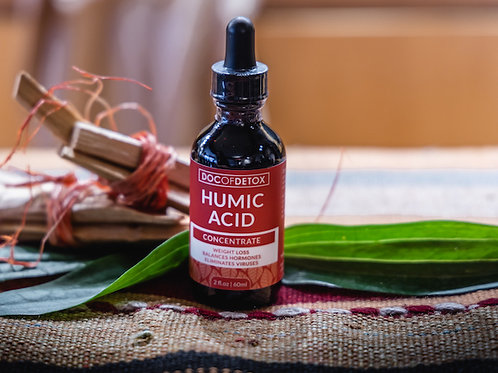 Humic Acid Liquid Concentrate