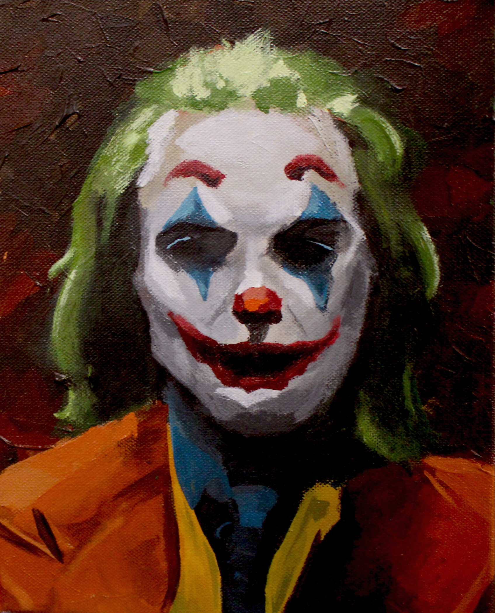 Joker Print 5x7