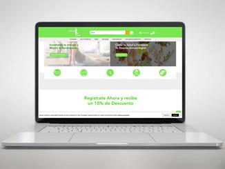 Tienda en línea. Medios de comunicación social