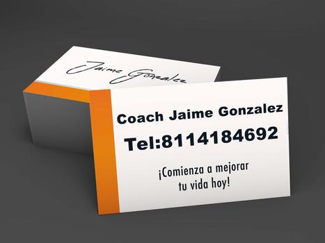 Coach Jaime Gonzalez