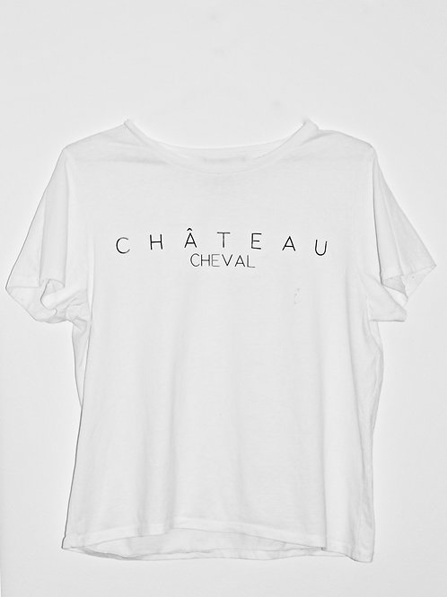 Chateau Cheval Tee