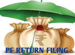 PF return filing
