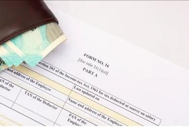 Form 16, 16A and 16B under Income Tax Act
